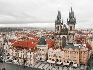 città con cattedrale